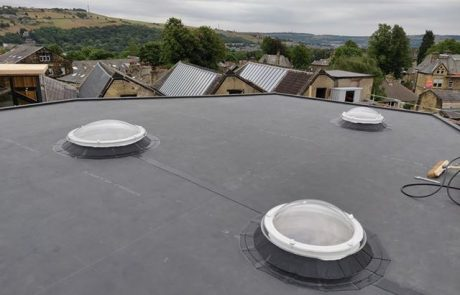 Rooflights fitted in Castleford