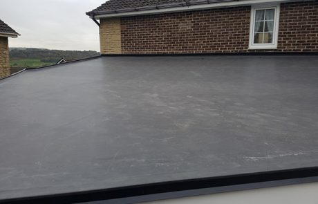 Flat EPDM Roof Replacement Wakefield