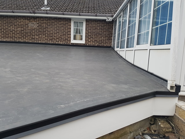 Flat Roof Replacement Castleford