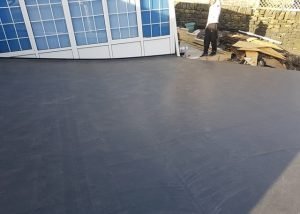 EPDM Rubber Roofing Wakefield