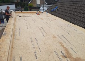 Flat Roof Preparation Wakefield