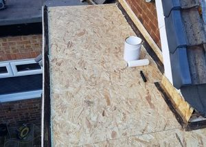 Flat roof works in Wakefield
