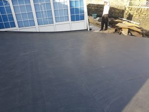 Flat roof repairs in Wakefield