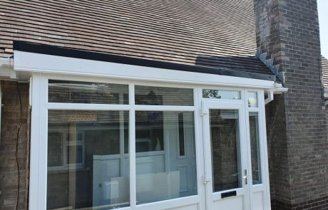 Porch Roof Replacement Greetland | Permaroof Wakefield