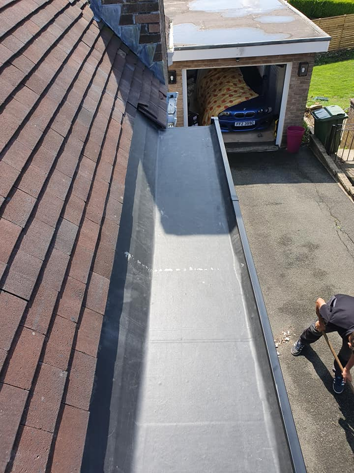Porch Roofing Greetland